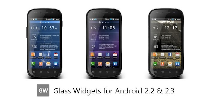 Glass Widgets 1.9.0