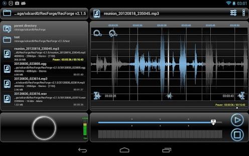 RecForge Pro – Audio Recorder v2.1.16