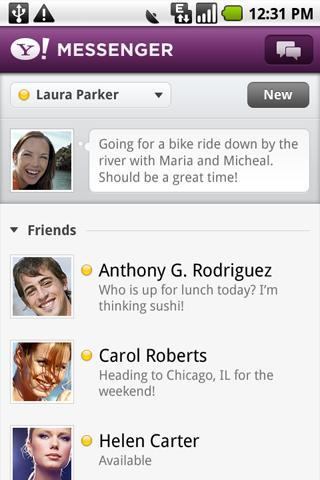 Yahoo! Messenger 1.5.1