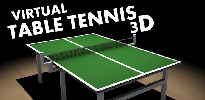 Virtual Table Tennis 3D Pro 2.7.10
