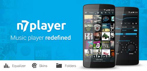 دانلود برنامه موزیک پلیر n7player Music Player Premium v3.0.7