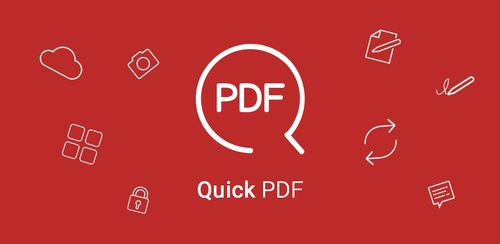 Quick PDF – Scan, Edit, View, Fill, Sign, Convert v6.2.771