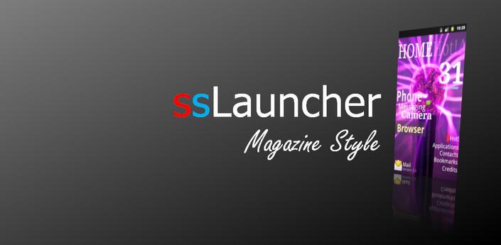 SS Launcher 1.2.12