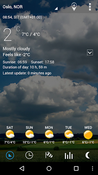 ۳D Flip Clock & Weather Pro v4.40.42