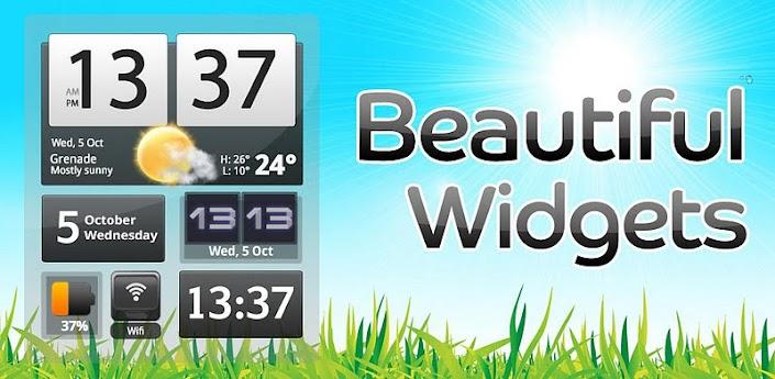 Beautiful Widgets 4.02