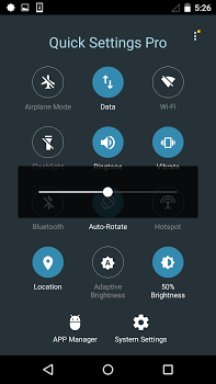 Quick Settings Pro – Toggles v4.8