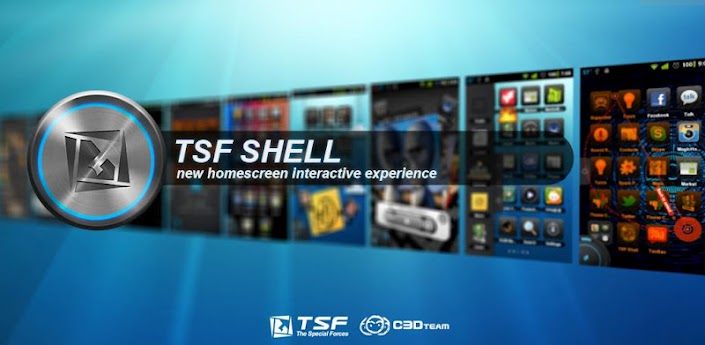 1.0 TSF Shell