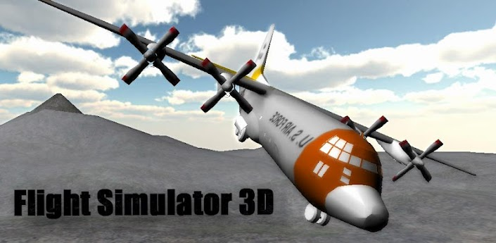 Flight Simulator 3D – BETA 1.1