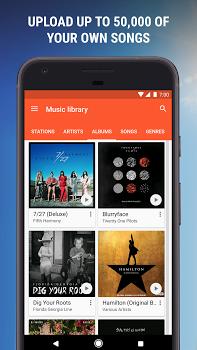 Google Play Music v8.5.6541-1.Y