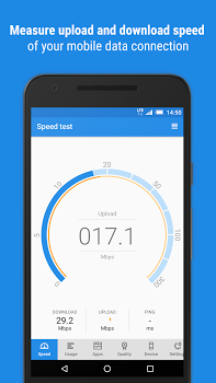Traffic Monitor+ & 3G/4G Speed v8.2.3