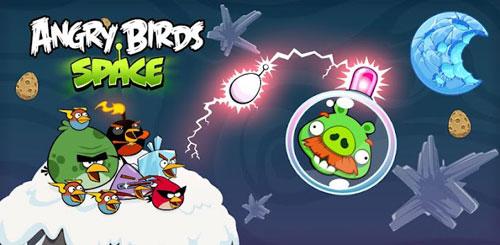 Angry Birds Space Premium v1.1.0