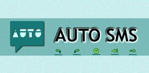Auto SMS (NoAds) v3.0.4