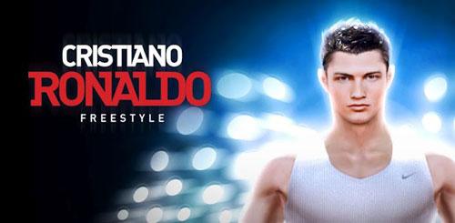 دانلود بازی کریستیانو رونالدو Cristiano Ronaldo Freestyle v1.0