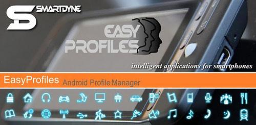 EasyProfiles (Pro) v4.7.6