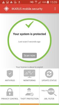 IKARUS mobile.security v1.7.68