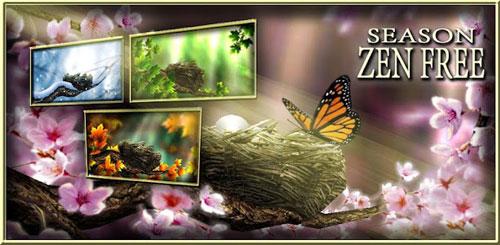 دانلود والپیپر اچ دی آندروید Season Zen HD v1.6
