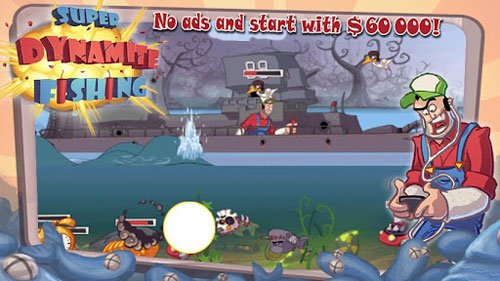 Super Dynamite Fishing Premium v1.1.3