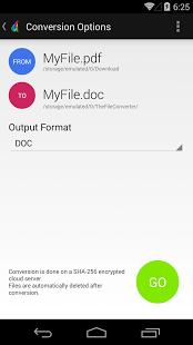 The File Converter v6.8