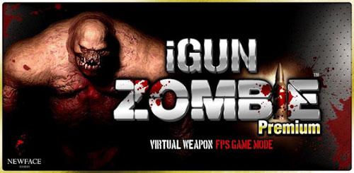 iGun Zombie – Premium v1.0