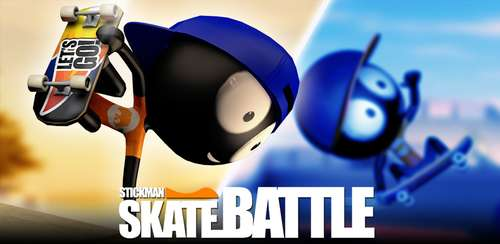Stickman Skate Battle v2.3.1