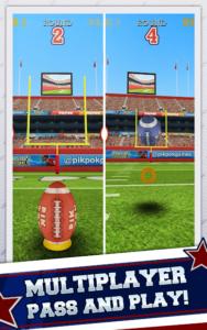 تصویر محیط Flick Kick Field Goal v1.11.0