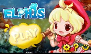 تصویر محیط Elphis Adventure 1.1.2
