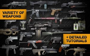 تصویر محیط Weaphones Firearms Simulator v2.3.13