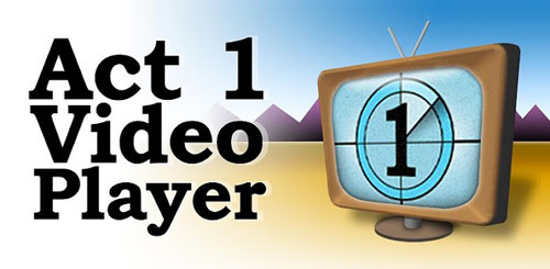 Act 1 Video Player v4.0.1