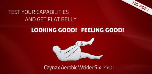 Aerobic Weider Six A6W ABS PRO v3.0