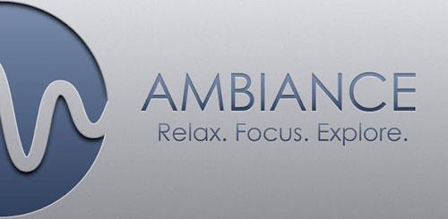Ambiance v3.0.3