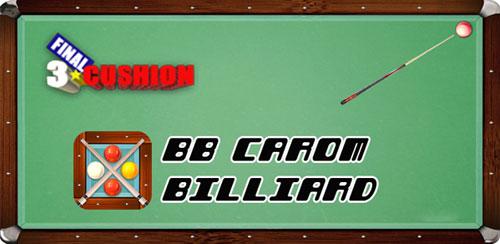 BB Carom Billiard (3 cushion) v1.1.3
