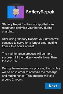 Battery Repair (Doctor Boost) v2.0