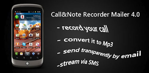 Call&Note Recorder Mailer PRO v4.4.3