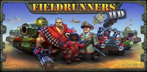 Fieldrunners HD v1.18