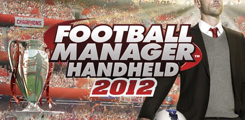 Football Manager Handheld 2012 v3.4