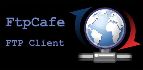 FtpCafe FTP Client Pro v2.5.1