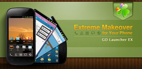GO Launcher EX 3.0.1 beta 2