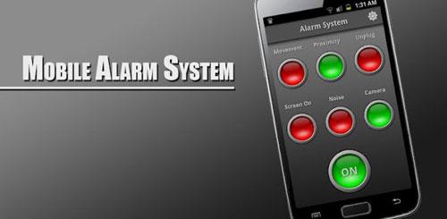 Mobile Alarm System v1.0.7