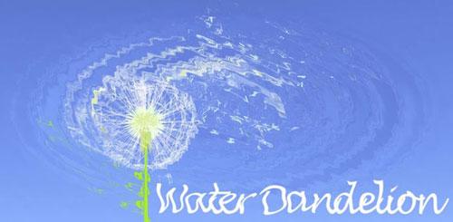 S3 Water Dandelion LWP v1.2
