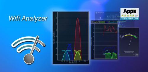Wifi Analyzer v3.11.2
