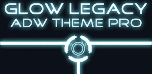 ADW Theme Glow Legacy Pro v1.6.3
