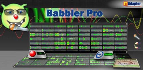 Babbler Pro Audio Recorder 1.3