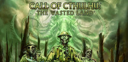 Call of Cthulhu: Wasted Land v1.2.4