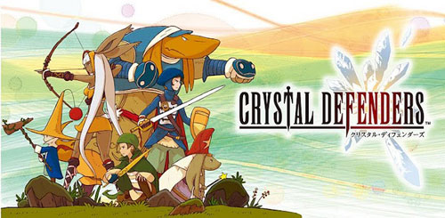 Crystal Defenders v1.0