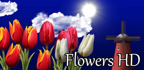 Flowers HD Live Wallpaper v1.1