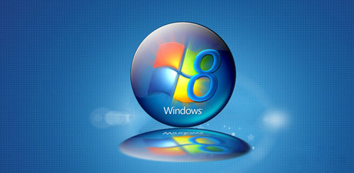 GO Launcher EX Windows 8 Theme v1.0