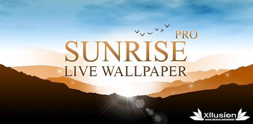 Sunrise Pro Live Wallpaper v1.0.0