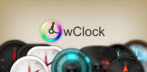 wClock Widget Full v1.0