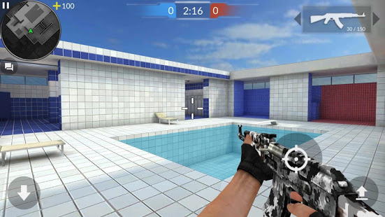 Critical Strike CS: Counter Terrorist Online FPS v5.2