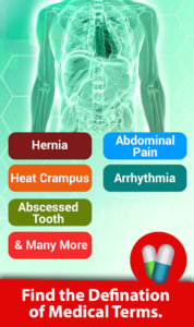 تصویر محیط Medical Dictionary v1.5